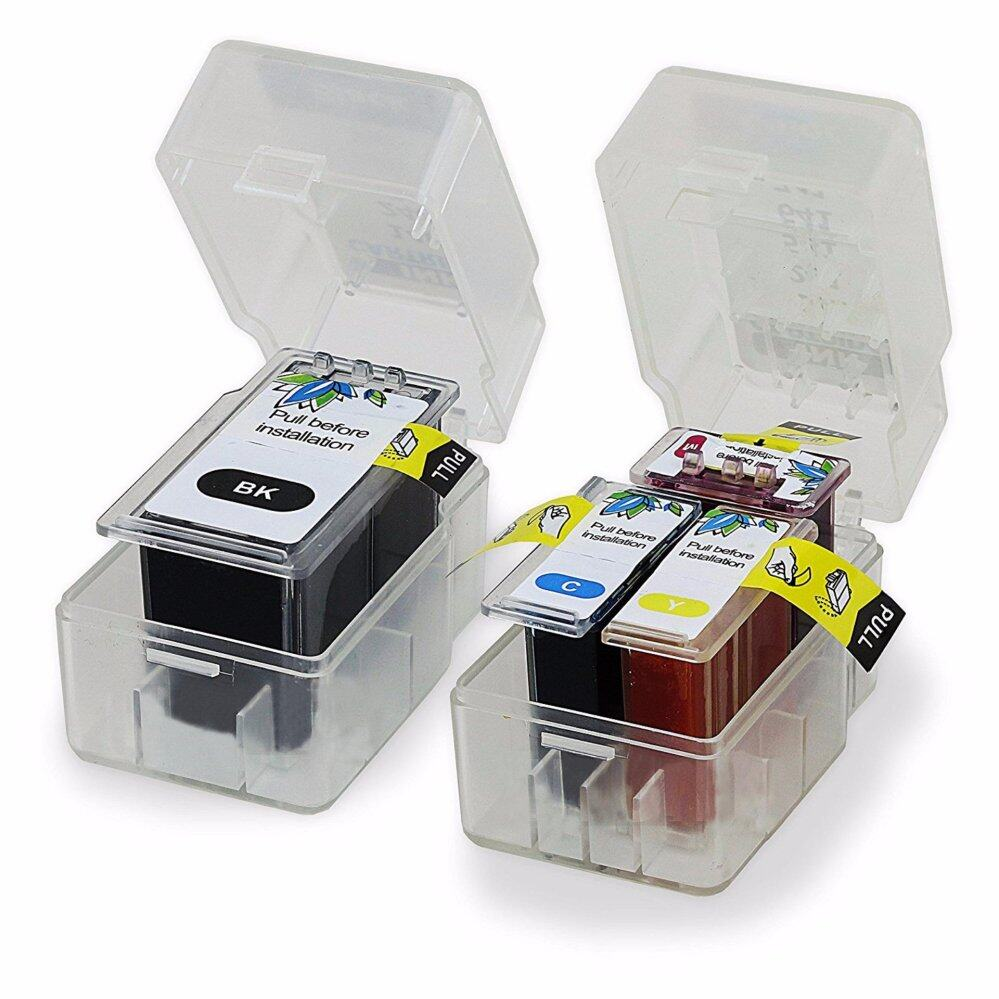 Axis/ Canon ink PG-47/CL-57 ใช้กับปริ้นเตอร์รุ่น Canon inkjet E400 Pritop