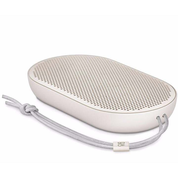 B&O PLAY by Bang & Olufsen Beoplay P2 Portable Bluetooth Speaker with Built-In Microphone - intl