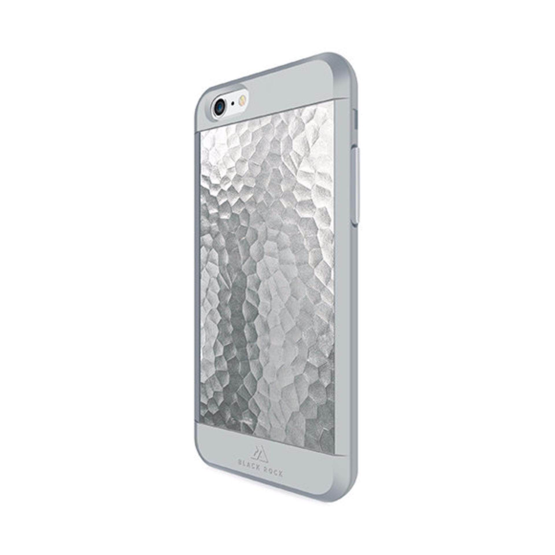 Black Rock Hammered Material Cover เคส iPhone 6/6S - Silver