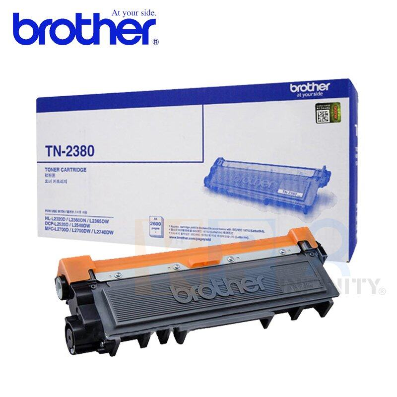 Brother Toner TN-2380 - (Black)