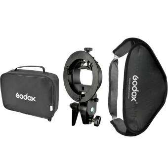 GODOX Softbox Easy Kit 40 x 40cm for SpeedLight - Black