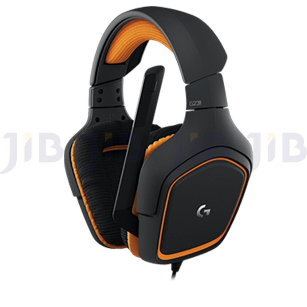 HEADSET LOGITECH GAMING G231 PRODIGY