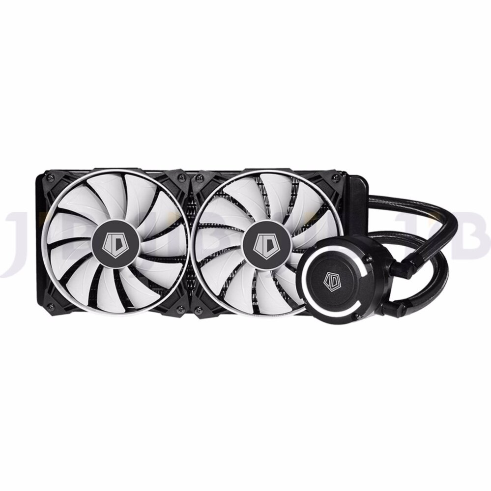 ID COOLING CPU LIQUID COOLER ID COOLING FROSTFLOW + 240 LED WHITE