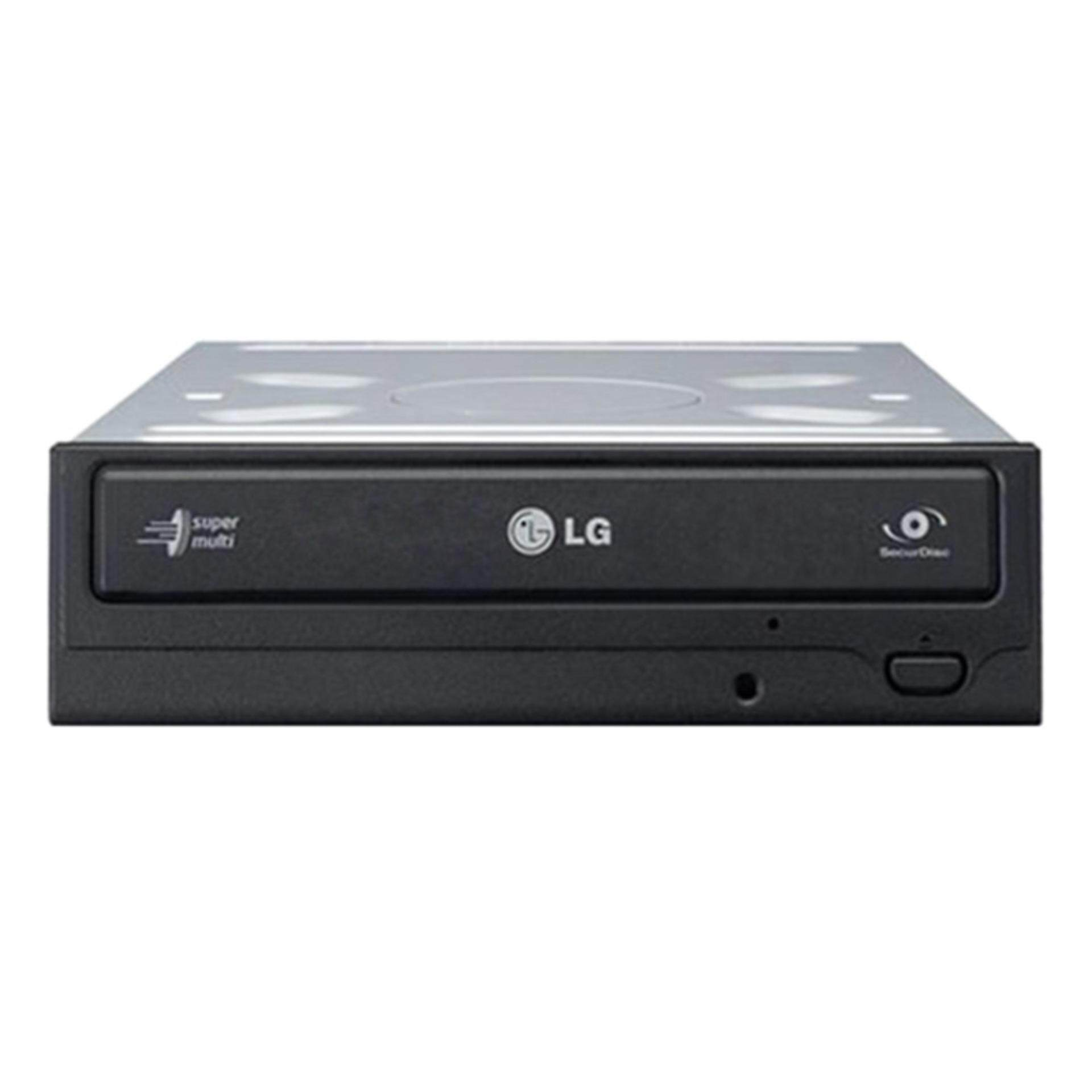 LG ODD Optical Drive Internal DVD-RW (SATA) 24X GH-24NSD1 (B/P) BLACK