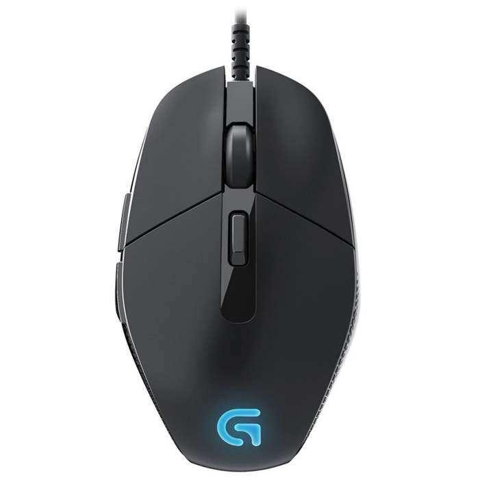 Logitech MOBA Gaming Mouse รุ่น G302 ( เมาส์เกมมิ่ง mouse ) 5 gaming gear ที่เหล่าเกมเมอร์ต้องมี - 5 Gaming Gear ที่เหล่าเกมเมอร์ต้องมี