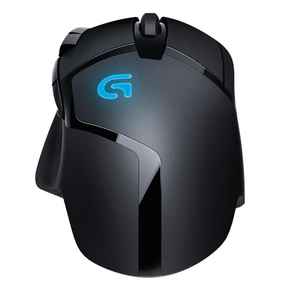 Logitech Mouse Gaming Hyperion Fury FPS G402