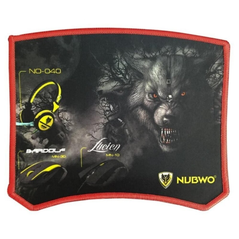 NUBWO Mouse Pad NP-003 - Red