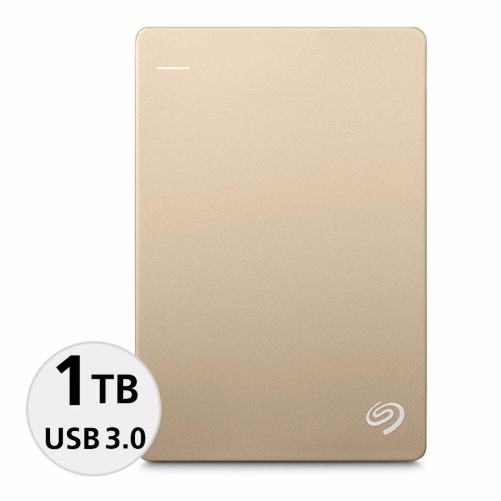 Seagate HDD Hard Disk External 2.5 1TB NEW BACKUP PLUS GOLD (STDR1000309)