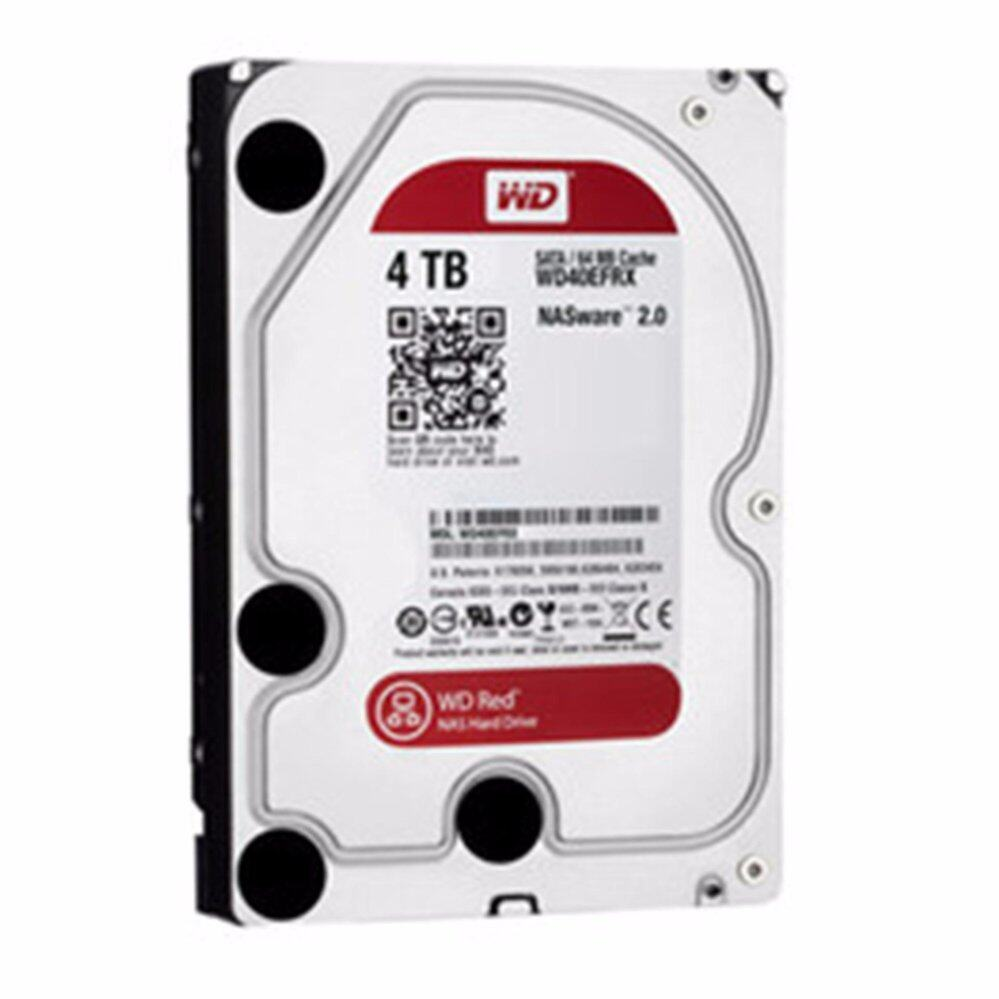 WESTERN HDD Internal 4.0 TB 7200RPM WD40EFRX (RED)