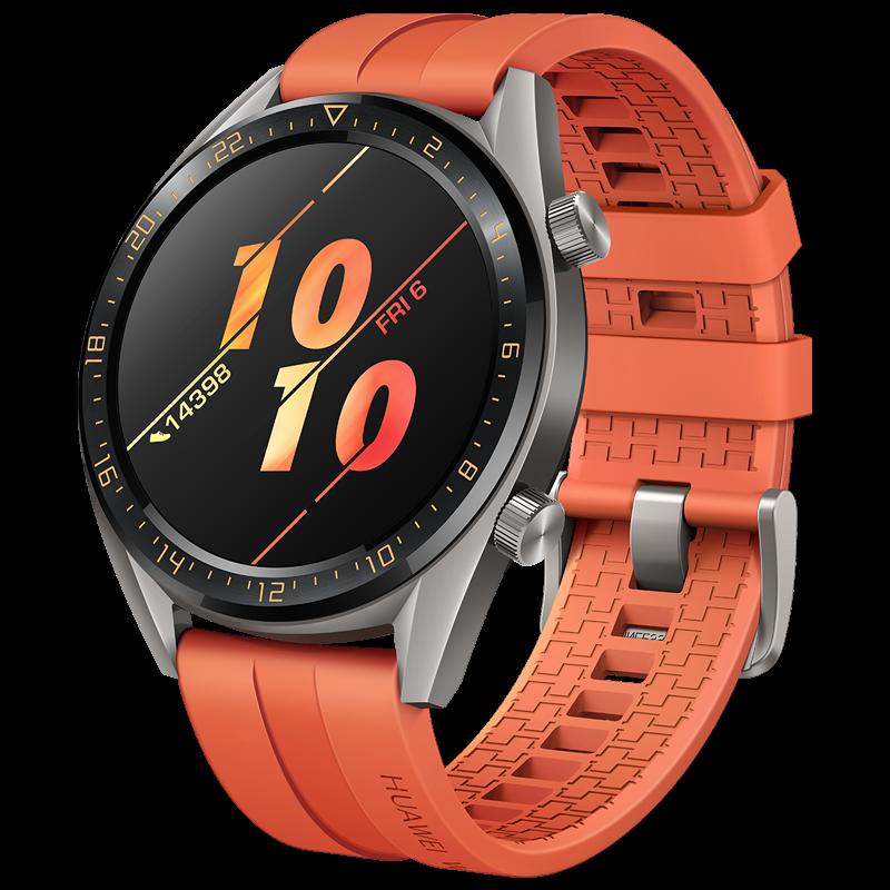 Huawei Watch Gt * Gps ในตัว L หน้าจอทัชสกรีน Amoled [cn Version Support English].