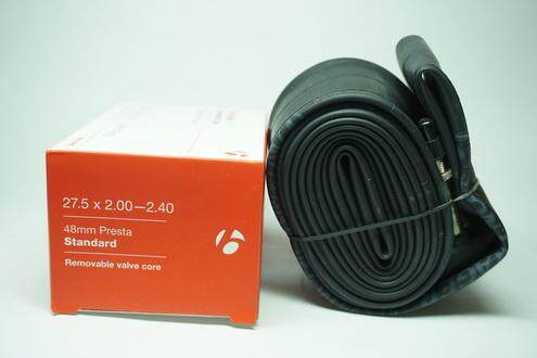 ยางในจักรยาน Inner Tube bicycle Bontrager27.5x2.00-2.4 F/V 48mm.
