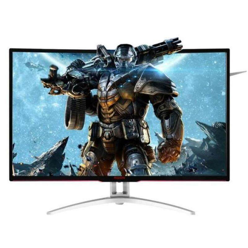 MyMallOne AOC AG322FCX/67 MONITOR GAMING 31.5 FHD 144Hz Curved ,1920 x 1080