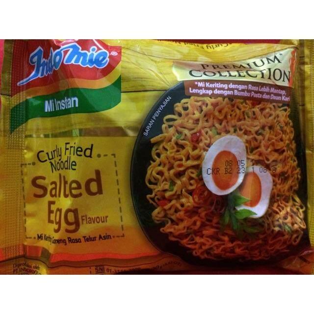 Indo mie มาม่าไข่เค็ม New!!!! B-Import