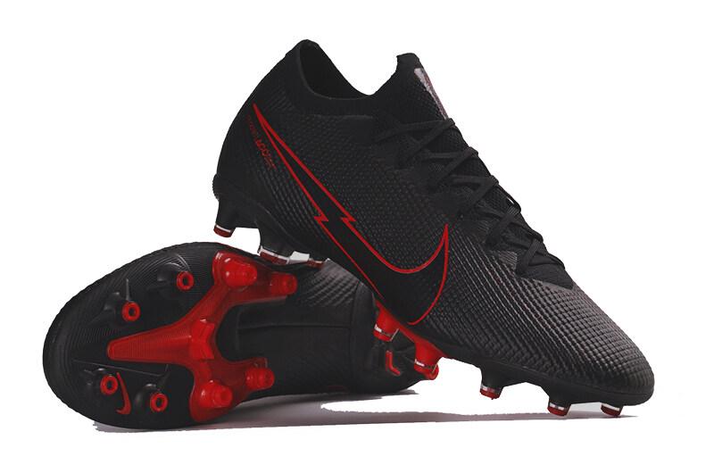 รีวิว Nike Assassin พื้นผิวด้านล่างถักนิตติ้ง AG รุ่นที่สิบสามของ รองเท้าฟุตบอลเด็กรองเท้าฟุตบอลชายรองเท้าฟุตบอลหญิง