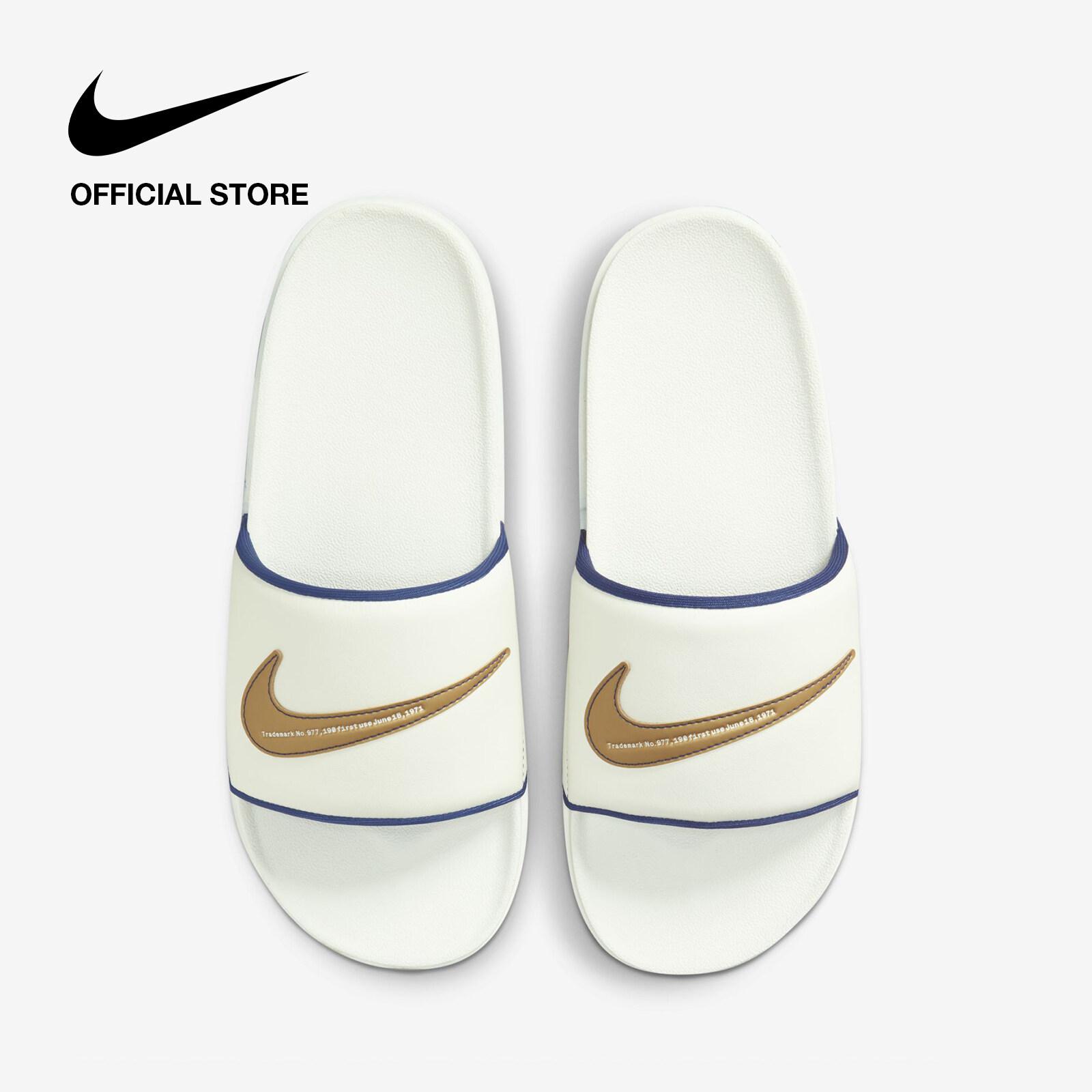 รีวิว Nike Men's Offcourt Slides - Sail