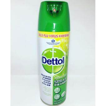 เดทตอล Dettol Disinfectant Surface Spray (Morning Dew)