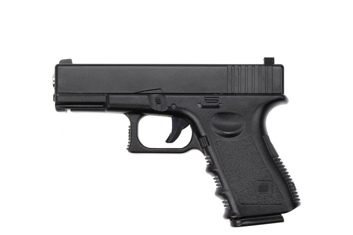 ปืนสั้นสปริง ชักยิงทีละนัด G.15 บอดี้และสไลด์เป็นโลหะ