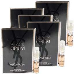 Yves Saint Laurent BlackOpium EDP 1.2 ml. (5 ชิ้น)