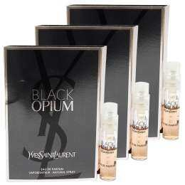 Yves Saint Laurent BlackOpium EDP 1.2 ml. (3 ชิ้น)
