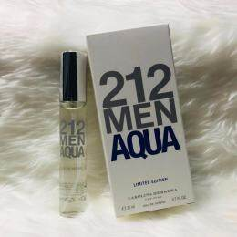 212 MEN AQUA  Carolina Herrera 20 ml
