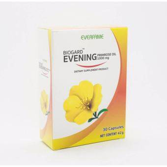BIOGARD EVENING PRIMROSE OIL 1000 MG