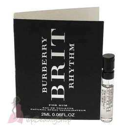 Burberry Brit Rhythm For Him EDT 2 ml.