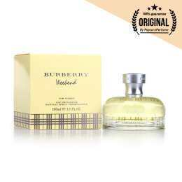 Burberry Weekend for Women EDP 100 ml. (พร้อมกล่อง)