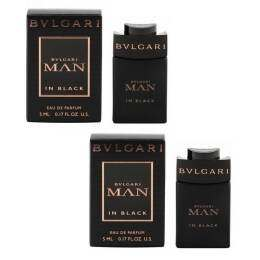 BVLGARI MAN In Black EDP (5ml. x 2 กล่อง)