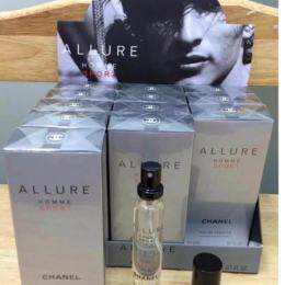 Chanel Allure Homme Sport (Tester) 20 ml.Spray (พร้อมกล่อง)
