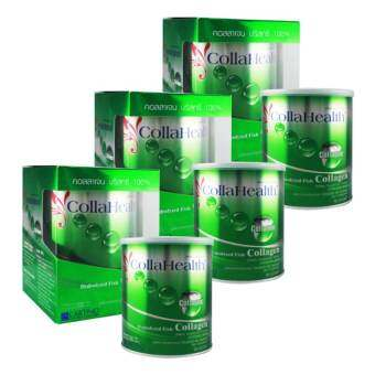 Collahealth Collagen 200 g. (3 กล่อง)