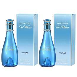 Davidoff Cool Water for Women 100ml < Double Pack >&#8221; /></a><br /> <a href=