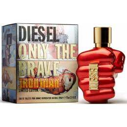 น้ำหอม Diesel Only The Brave Iron Man EDT 50ml