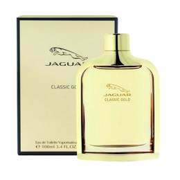 Jaguar Classic Gold EDT for men 100 ml พร้อมกล่อง