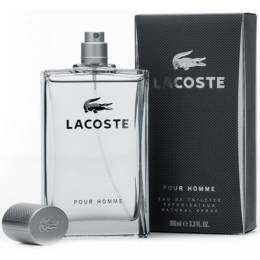 Lacoste น้ำหอม Lacoste Pour Homme For Men EDT 100 ml. (Black)