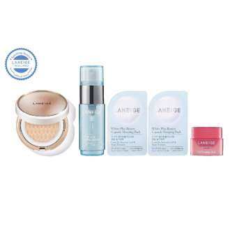 LANEIGE Lazada BB Cushion Anti-aging No.23C Set