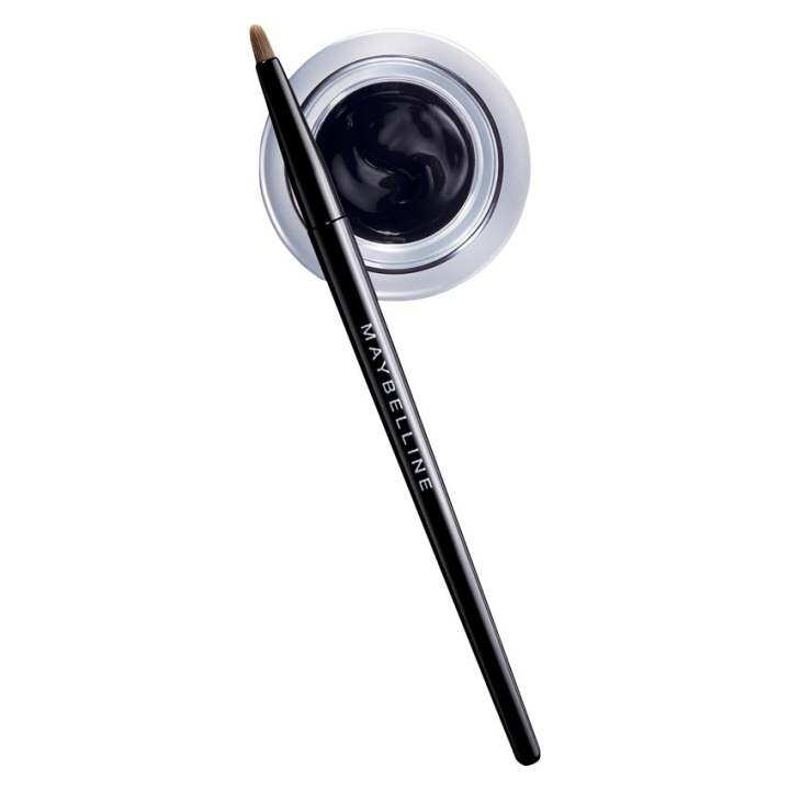Maybelline Eye Studio Lasting Drama Gel Eyeliner RN12 - Black เมย์เบลลีน อายสตูดิโอ ลาสติ้ง ดราม่า เจล อายไลเนอร์ ปากกาเขียนขอบตาแบบเจล สีดำ