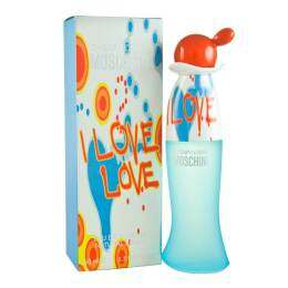 Moschino Cheap & Chic I Love Love Moschino for women 100 ml