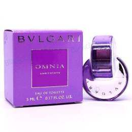 น้ำหอม Bvlgari Omnia Amethyste for women EDT 5ml.