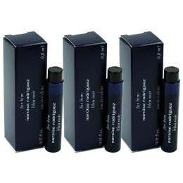 Narciso Rodriguez for Him Bleu Noir EDT 0.8 ml. (3 ชิ้น)