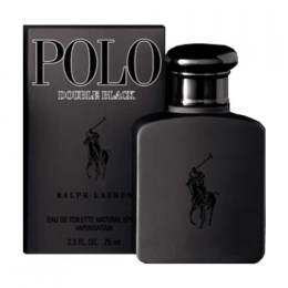Ralph Lauren Polo Double Black for Man EDT 125ml.