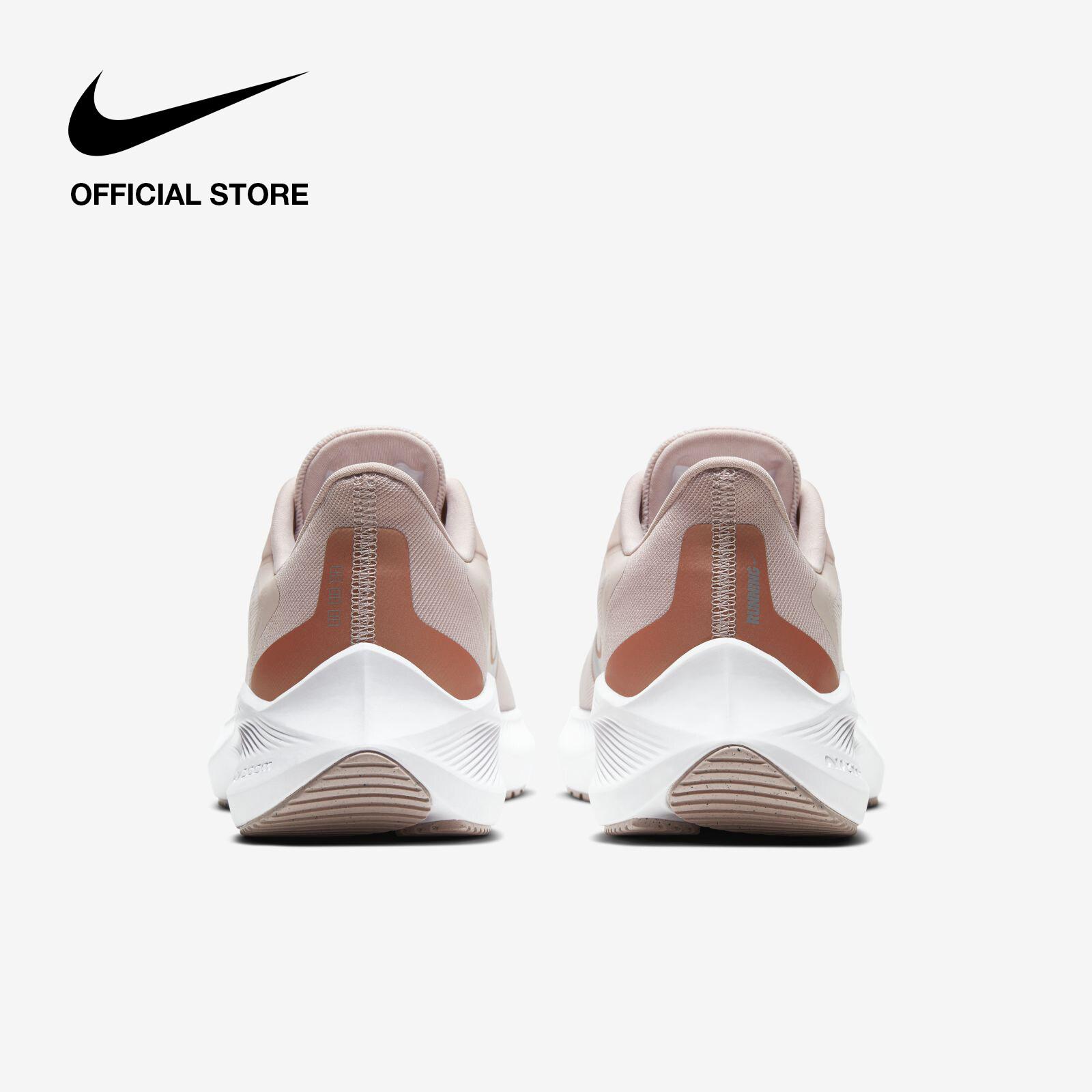 Nike Women's Zoom Winflo 7 Running Shoes - Barely Rose ไนกี้ รองเท้าวิ่งผู้หญิง ซูม วินโฟล 7 - สีชมพู