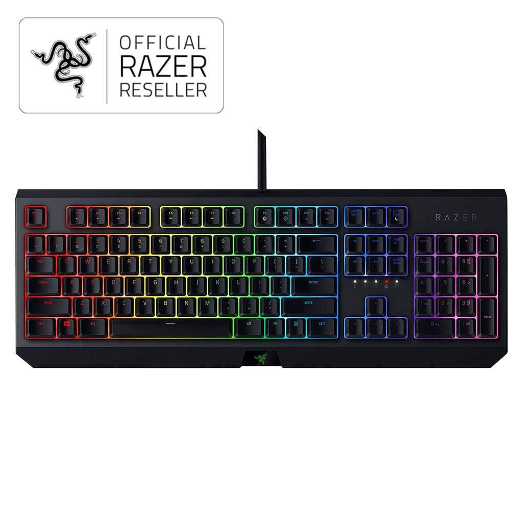 Razer Gaming Keyboard Blackwidow [2019] 5 gaming gear ที่เหล่าเกมเมอร์ต้องมี - 5 Gaming Gear ที่เหล่าเกมเมอร์ต้องมี