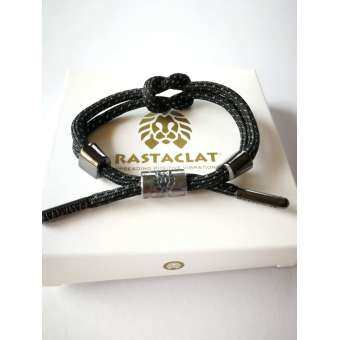 Rastaclat-KNOTACLAT:NIGHT HAWK classic little lion bracelet สร้อยข้อมือสิงโตเล็ก man woman fashion gift presents