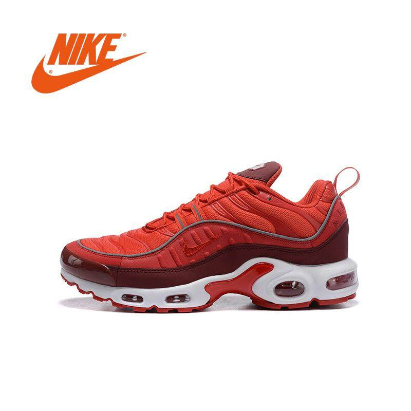 อุบลราชธานี New Arrival Nike_AIR_Max_98 plus Men Breathable Running Shoes Sports Sneakers Trainers White