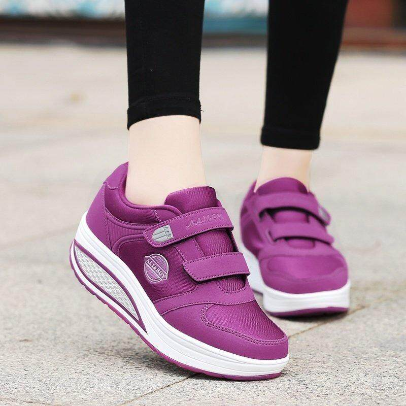 ALI&BOY Brand Newest Spring Autumn Running Shoes For Outdoor Comfortable Women Sneakers Breathable Sport Shoes