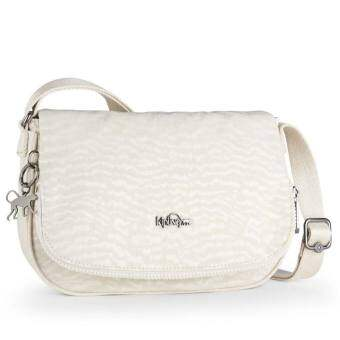 กระเป๋า Kipling Earthbeat S - White Garden
