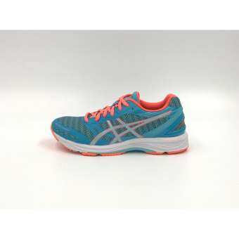 Asics Women Running Shoes รองเท้าวิ่งผู้หญิงT770N.3967-GEL-DS TRAINER 22-Aquarium/Aqua Splash/Flash Coral-F