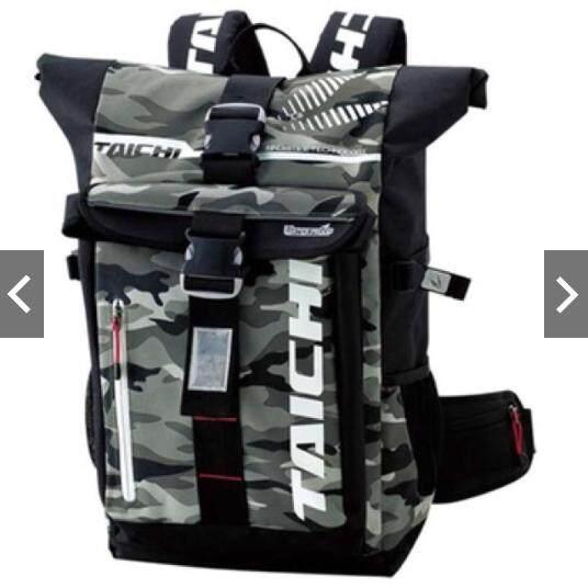 กระเป๋าเป้ ทรงสปอร์ต กระเป๋าสะพาย กระเป๋ากันน้ํา กระเป๋ามอเตอร์ไซค์ Taichi RSB274 กันน้ำ 100%