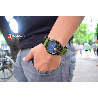 Kendo Watch Trooper [Green]