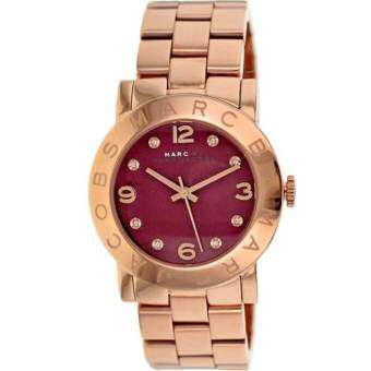 Marc by Marc Jacobs MBM8618 Rose Gold Tone Stainless Steel Watch